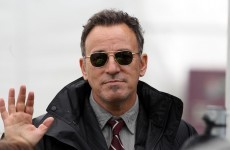 Baby, was he born to run? Springsteen favourite to be New Jersey governor