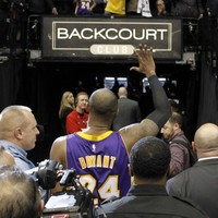 'Don't F this up!' Kobe Bryant hit another big milestone with these free throws last night