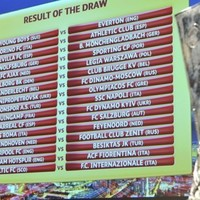 Liverpool are going back to Istanbul after drawing Besiktas while Celtic face Inter Milan