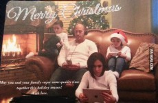 12 hilarious Christmas cards that are most definitely better than yours