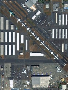 Glaciers and Glastonbury: 25 of the best satellite photos taken this year