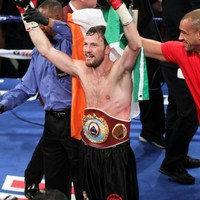 'If he'd managed to hold on, I'd have punched myself out' - Andy Lee