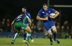 Leinster lock Toner treating Connacht match as 'make or break'