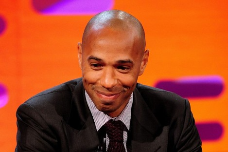 Thierry Henry will swap his studs for a suit from next season.