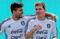 'I always beat him at Fifa!' - Messi fired up to face Aguero