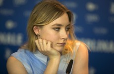 Saoirse Ronan is a 'British' actress, according to this London award ceremony