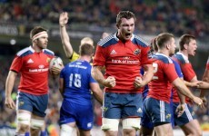 Half-term report: Munster lead the way for the Irish provinces