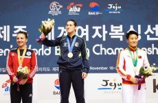 Katie Taylor's Jeju triumph ranked as greatest Irish sporting achievement of 2014