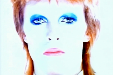 And now Life on Mars by David Bowie will be stuck in your head all day.