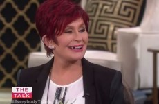 Sharon Osbourne's tooth fell out on live TV... it's The Dredge