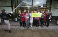 Nice one: 17 nurses from Wexford General Hospital win €2.8 million Lotto jackpot