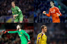 Is this a golden age for goalkeepers?