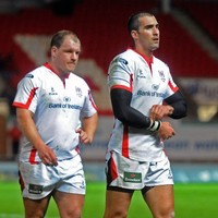 'You've got to move on' - Pienaar looking past Champions Cup disappointment