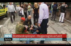 LIVE: Rolling coverage of Norway attacks from state broadcaster NRK