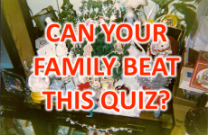 Can Your Family Beat This General Knowledge Quiz?