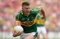 Tommy Walsh's return to action with Kerry is pencilled in for early January