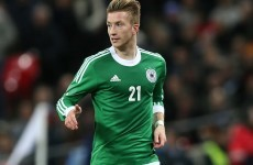 Marco Reus fined €540,000 for driving without a licence