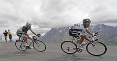 Sprint finish: more mayhem on Alpe d'Huez