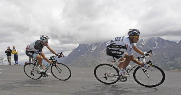 Sprint finish: more mayhem on Alpe d'Huez