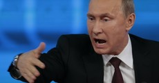 Switzerland has brought in negative interest rates because of desperate Russians