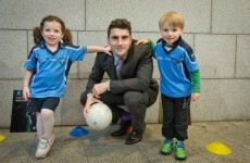 Bernard Brogan doesn't rule out a life in politics... (after football)