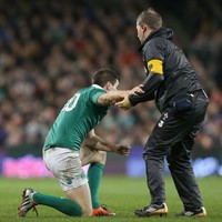 Concern over Sexton head injury as L'Équipe reports spell on sidelines