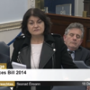 This senator was struggling to keep his eyes open as the Seanad debated water charges
