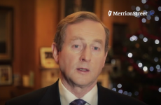 Enda's Christmas message: Facetime is no substitute for face-to-face