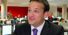 Here's what Leo Varadkar thinks about being Ireland's most kissable politician
