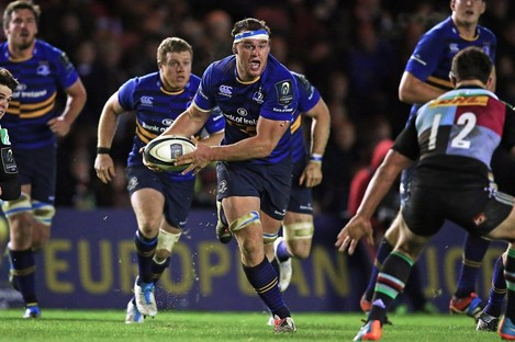 Leinster and Munster have been relegated to times that aren't very atmospheric.