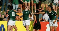 'They went ballistic': The perfect moment captured when Ireland Women beat the Black Ferns