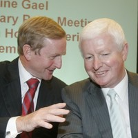 Enda: Frank Flannery is still my friend