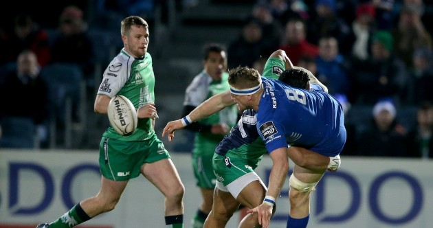 Here's your 'Bundee Aki is a Beast' Pic of the Day