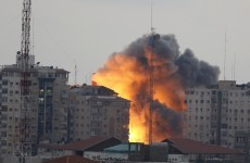 Israel has carried out its first airstrike on Gaza since August