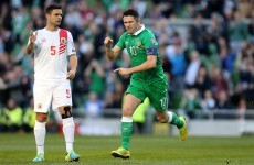 Robbie's Homecoming: Shamrock Rovers will play LA Galaxy in Tallaght