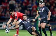 Saracens' policy for extra tickets for their Munster match is basically 'no Irish need apply'