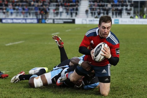 Despite scoring a fine try, errant kicking from JJ Hanrahan cost his side.