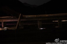 At least 32 dead as bullet trains collide in China