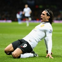 'Falcao can get on a streak now' - Michael Carrick