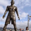 Cristiano Ronaldo's home town erects statue in his honour