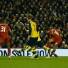 97th minute Skrtel equaliser earns Liverpool a point against Arsenal