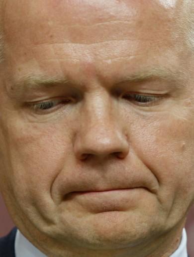 Hague draws sharp criticism over statement