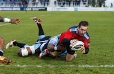 Could JJ Hanrahan be off to France? One report says Stade Francais are interested