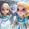 Cork woman brings Elsa Frozen dolls home from Oz for charity auction