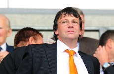 Blackpool chairman says sorry for calling a fan 'a retard'