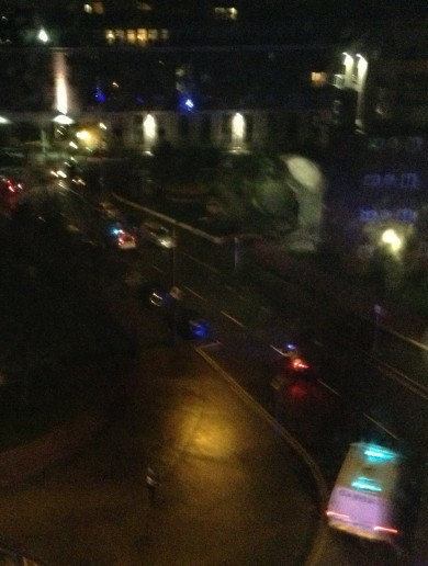 Garda injured after van thief sparks massive cross-city chase