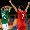 Irish U19s suffer setback against Czech Republic