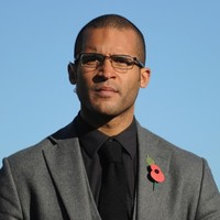 Clarke Carlisle rushed to hospital after being hit by a lorry