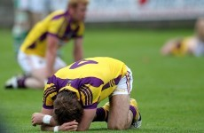 Controversy reigns as Limerick dump Wexford out