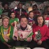 Allow One Direction and Jimmy Fallon to get you feeling giddy about Christmas